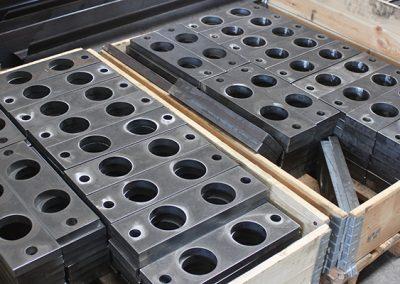 Plasmaschneiden SvW Stahl- und Anlagenbau